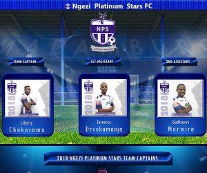 Ngezi Platinum captains
