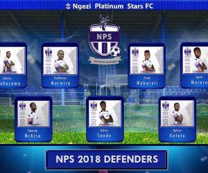 Ngezi platinum stars defenders