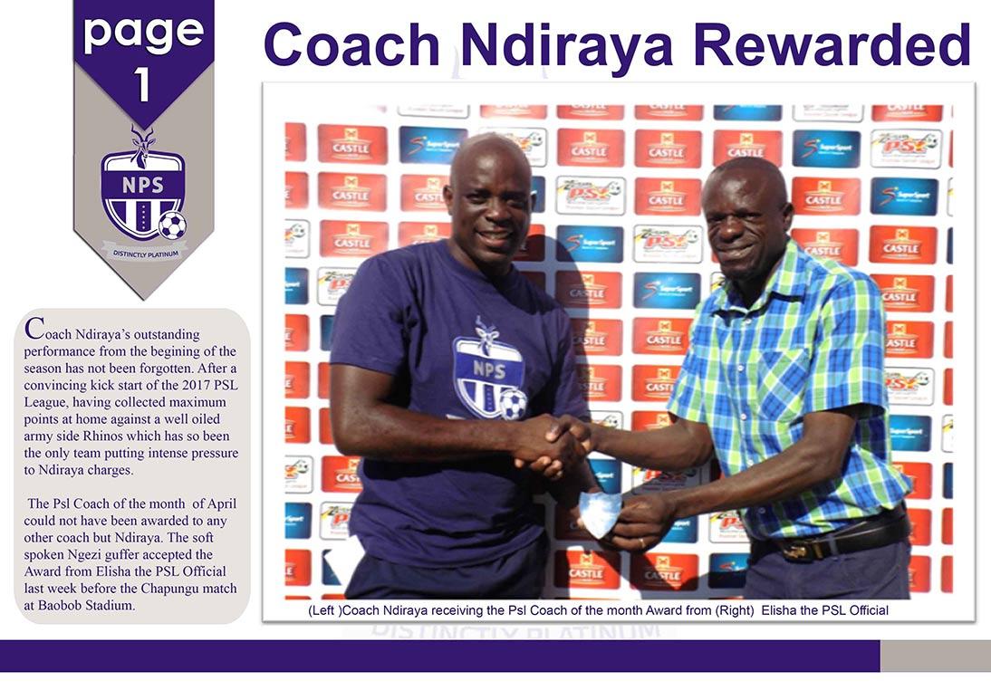 coach ndiraya
